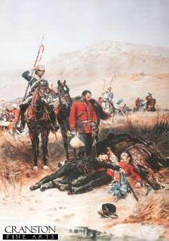 Last Sleep of the Brave by Alphonse De Neuville