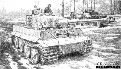 Kampfgruppe Carius�by David