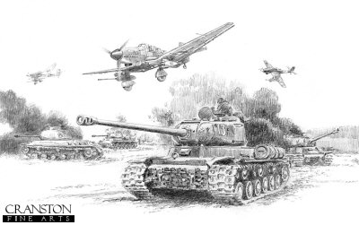 Tank Hunters by David Pentland.