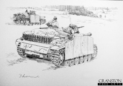Turning the Tables, Kurland, Baltic Coast, 25th January - 3rd February 1945 by David Pentland.