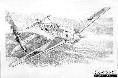 Messerschmitt versus Messerschmitt by David Pentland.