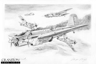 Bombers Bane by David Pentland. (P)