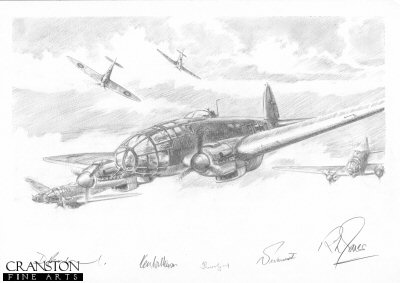 Spitfire! by David Pentland. (P)