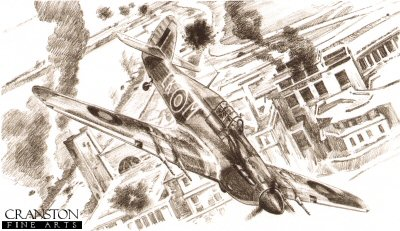 Danger Over Dieppe by David Pentland.