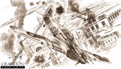 Danger Over Dieppe by David Pentland.