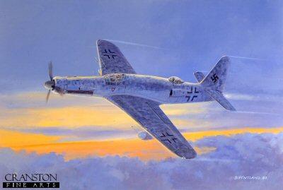 Dornier 435 by David Pentland.