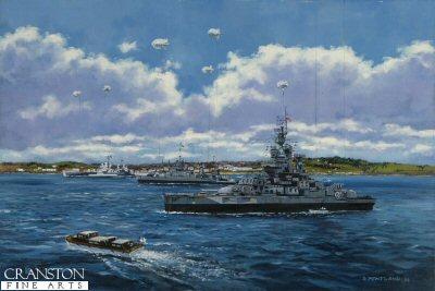 Task Force 129 by David Pentland.