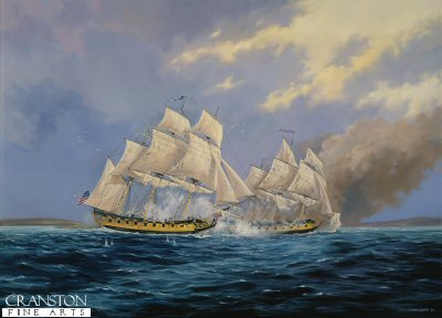 Battle of the Copeland Islands by David Pentland.