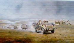 D Squadron 22 Special Air Service Regiment by David Rowlands.