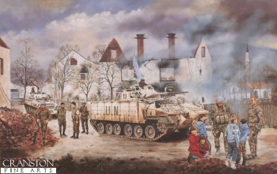 Operation Grapple 1, Bosnia 29 October 1992 - 11 May 1993 by David Rowlands (GL)