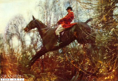 The Huntsman by Sir Alfred Munnings.
