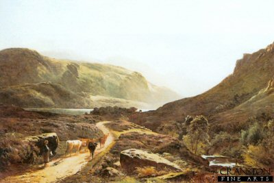 Loch Long by Richard Sidney Percy.