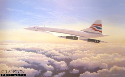 The Queen of the Skies by Adrian Rigby.