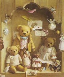 Childhood Treasures by Deborah Jones