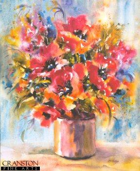Garden Party by Christine Adams