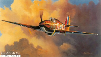 FAR788.  Unsung Hero by Adrian Rigby. <p>The Royal Air Force  Hawker Hurricane was one of the two fighter aircraft which won the Battle of Britian during the second world war.  The hardy Hurricane, much loved by its pilots, although often put into second place behind its stable partner the Spitfire, was actually the more widely used of the two aircraft, recording more victories than the Spitfire during the Battle of Britain.  <p>This art print has been sold out form the publisher for some time and we are lucky to have the last remaining 60 prints available.</b><b><p> Open edition print.  <p>Image size 32 inches x 12 inches (81cm x 31cm)