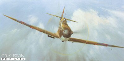 Spitfire Magic by Gerald Coulson.