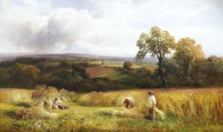 A Golden Harvest by George Turner. (GL)