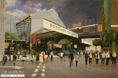 Borough Market by Graeme Lothian. (P)