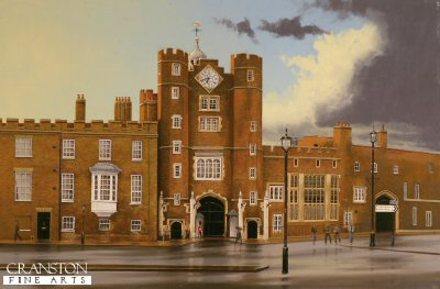St James Palace by Graeme Lothian. (GS)