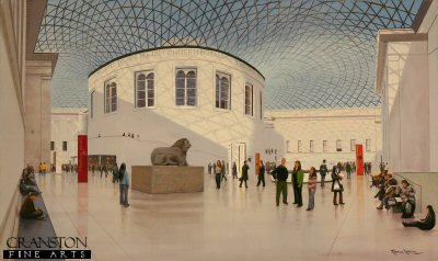 The British Museum by Graeme Lothian. (GS)