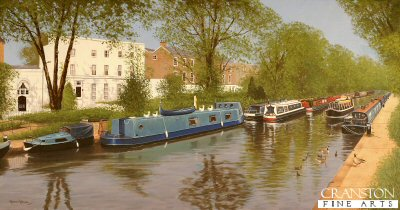 Little Venice by Graeme Lothian. (GS)