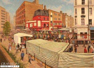 Petticoat Lane Market by Graeme Lothian. (GS)