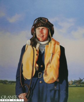 Fighter Pilot of the Royal Air Force by Graeme Lothian.