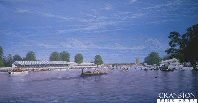 Henley Regatta 2003 by Graeme Lothian.