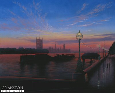 Houses of Parliament by Graeme Lothian. (P)