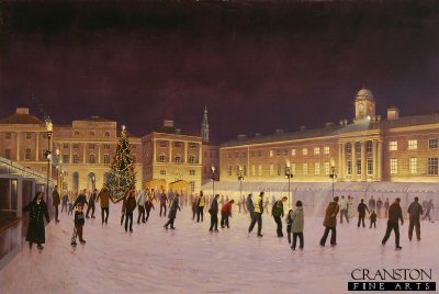 Skating at Somerset House by Graeme Lothian. (P)
