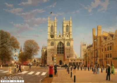 Westminster Abbey by Graeme Lothian. (GS)