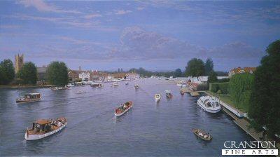 Henley by Graeme Lothian. (AP)
