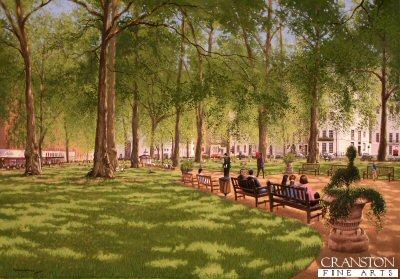 Berkeley Square by Graeme Lothian. (P)