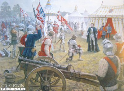 Loyal Subjects - The Battle of Northampton by Graham Turner.