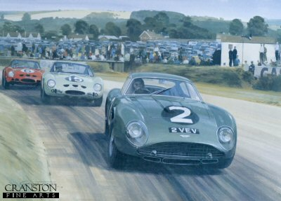 1962 Goodwood TT by Graham Turner.