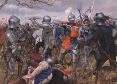 The Battle of Wakefield by Graham Turner