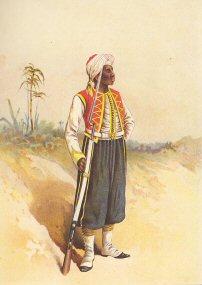 West India Regiment by H Bunnett (P)