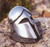 Paperweight: Greek Corinthian Helmet