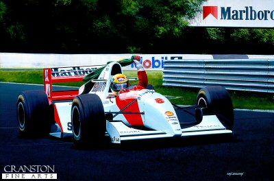 Sennas Final Victory by Ivan Berryman.