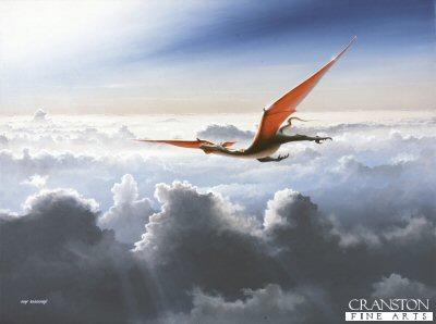Dragon by Ivan Berryman. (GL)