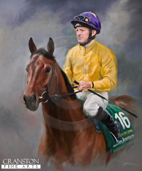 Sea the Stars and Michael Kinane by Jacqueline Stanhope.