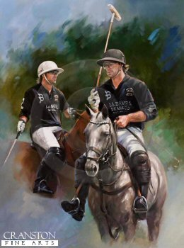 Gonzalito and Facundo Pieres by Jacqueline Stanhope.