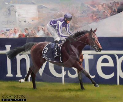 Camelot and Joseph O'Brien by Jacqueline Stanhope.