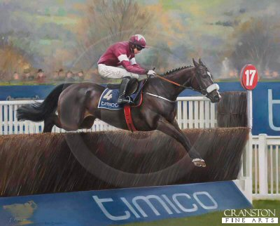 Don Cossack and Bryan Cooper by Jacqueline Stanhope.