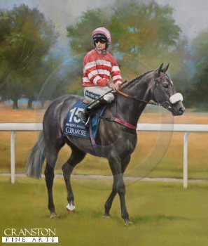 Mecca's Angel and Paul Mulrennan by Jacqueline Stanhope.