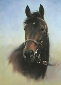 Mill Reef by Jacqueline Stanhope.