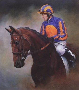 Hurricane Run by Jacqueline Stanhope.