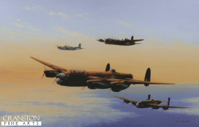 Bombers by Keith Aspinall.