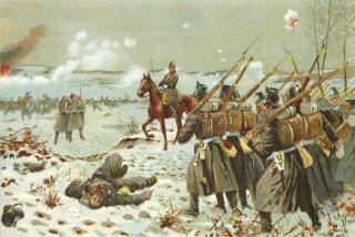 Die Kampe des General von Werder an der Lisaine by R Knotel